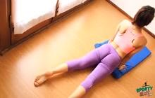 Yoga cameltoe